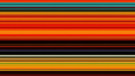 Colorful stripes abstract background; stretched pixels effect Illustration