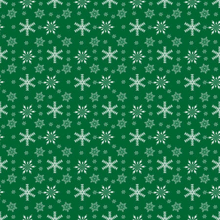 Winter hand drawn seamless pattern, Christmas and New Year theme.