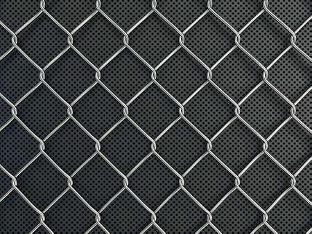 malla metalica: fondo hermoso 3D en alta resolución.