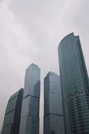 Moscow International Business Center Stock Photo - 13375256