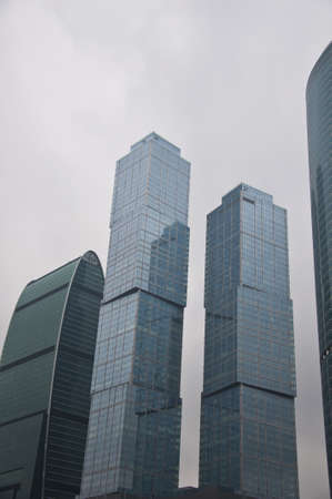 Moscow International Business Center photo