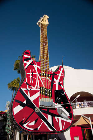 big guitar in universal