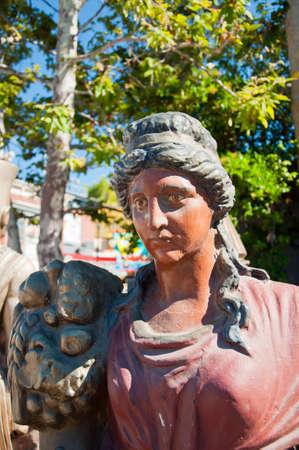 sanctified: Virgin Mary Editorial