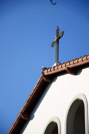 good shepherd: Good Shepherd catholic church Stock Photo