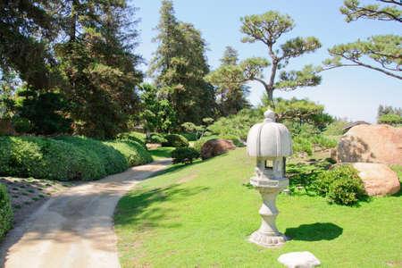 japanese tea garden: Beautiful view of Japanese Garden