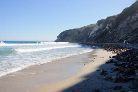 view on Duma Point, Malibu California photo
