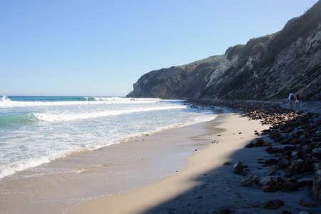 duma: view on Duma Point, Malibu California