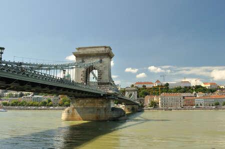 arhitecture: Chain Bridge