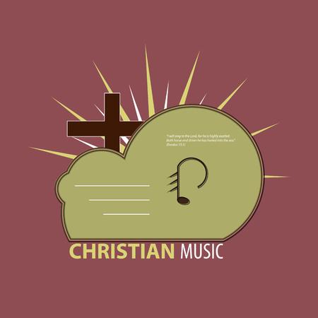 gospel music: Christian music icon