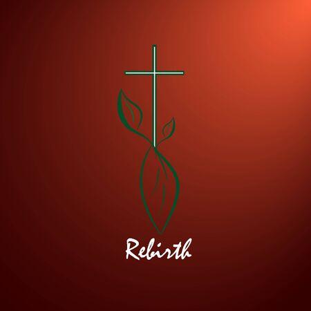 Logo symbolizing the Christian revival.
