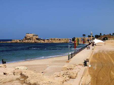 caesarea: Caesarea - Israel