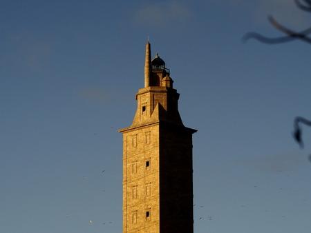 rehabilitated: Tower of Hercules