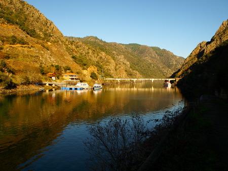 orense: River Sil