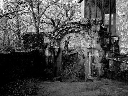 sil: Monastery of Santa Cristina de Ribas de Sil