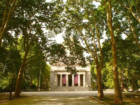 grants: Grants Tomb Stock Photo