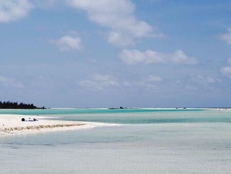 key of paradise: Paradise beach in Key Largo