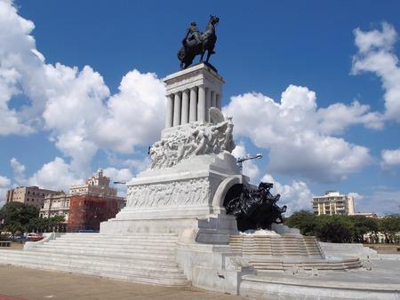 gomez: Statue of General Maximo Gomez