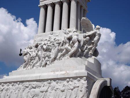 maximo: Statue of General Maximo Gomez