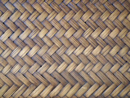 wicker: la textura de mimbre