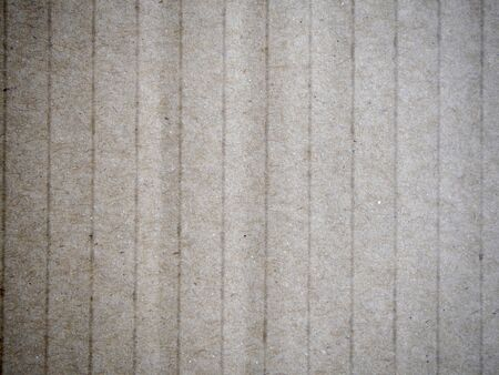 paperboard: Corrugated paperboard texture