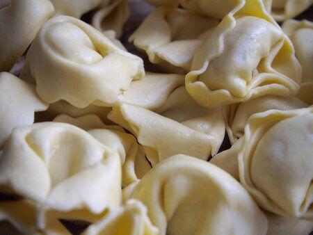 tortellini: Tortellini texture