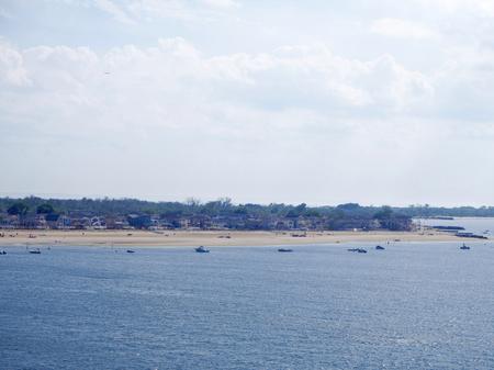 View of Marine Park - New York