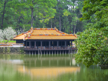 Tu Duc in Hue - Vietnam