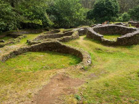 The Borneiro Hillfort in Cabana (Spain)