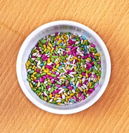 Anise glazed seeds   Stock Photo - 17937088