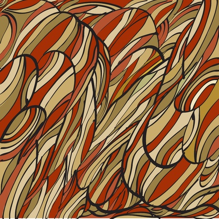 Abstract hand drawn color background