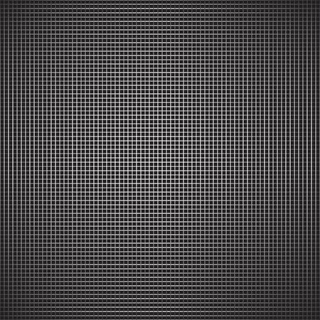 Abstract black illusion background. Vector