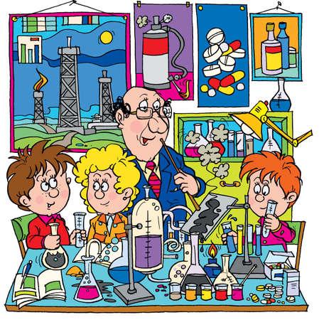 pedagogics: Chemistry