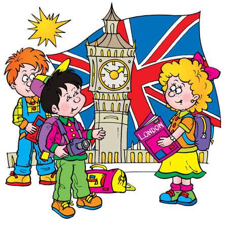 pedagogics: English Stock Photo