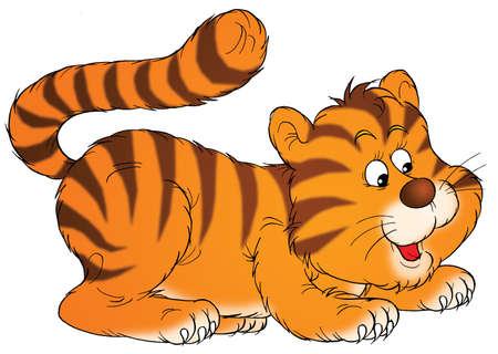 ridiculous: Tiger
