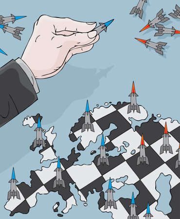 ballistic missile: Anti-missile chess in Europe