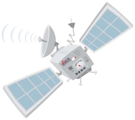 orbital: Satellite