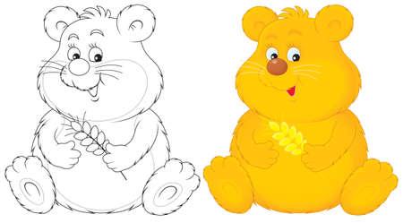 gnawer: Hamster