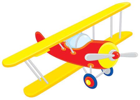 avi�n juguete: Toy avi�n