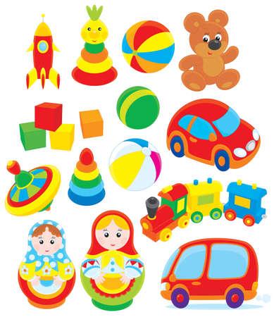 dolly: Toys