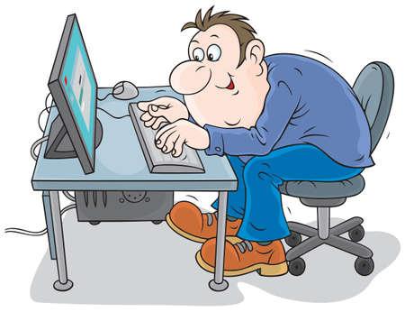 computer user: Computer user