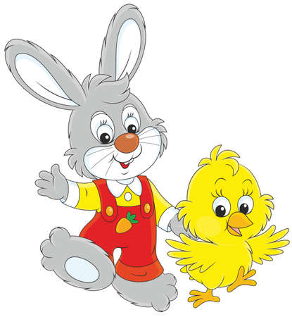 Coniglietto e Chick