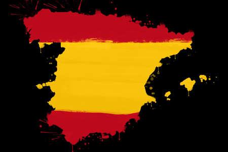 bandiera spagnola: Bandiera spagnola