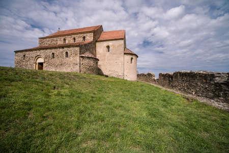 fortified: Fortified Church in Cisnadioara