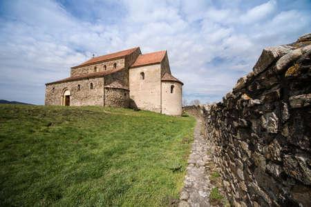 patrimony: Fortified Church in Cisnadioara