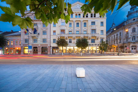 cluj: Union Square, Cluj Editorial
