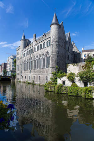 gent: Historical center of Gent