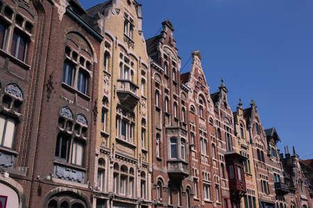 gent: Historical center of Gent