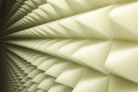 acoustical: Studio acoustic foam