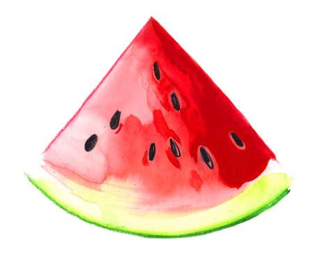 Watermeloen watermeloen Stockfoto