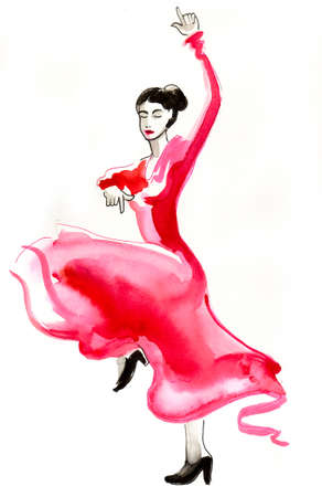 Flamencodanseres